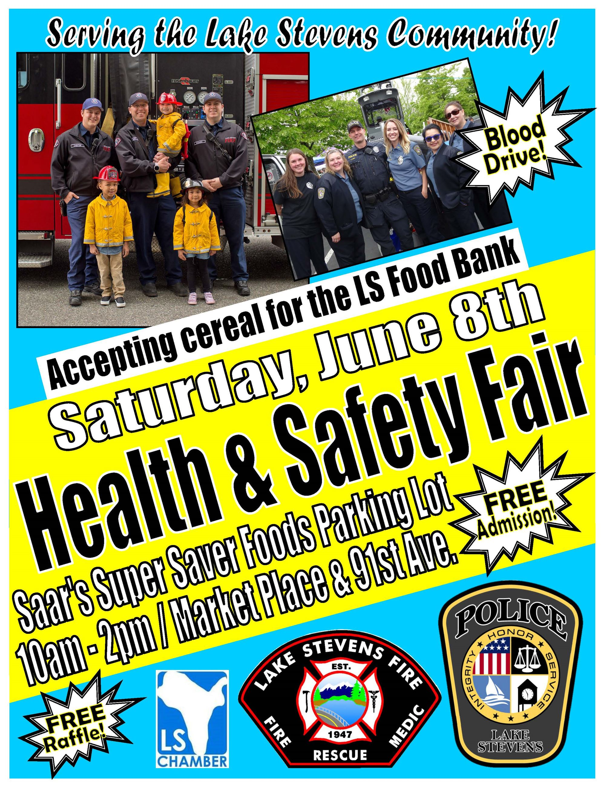 2019 Health & Safety Fair