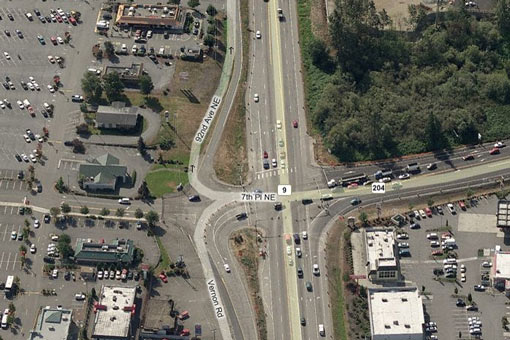 WSDOT SR 9 - SR 204 Intersection Study Improvement Project